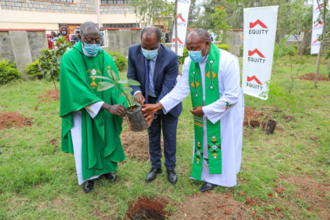 Archdiocese marks world Environment day 2021